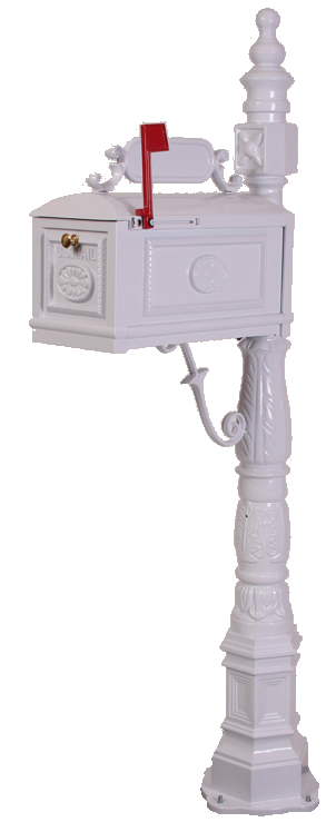 mailbox post - mailbox manufacturers - rural mailboxes