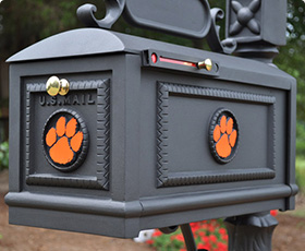 Collegiate Mailboxes