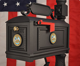 Military Mailboxes