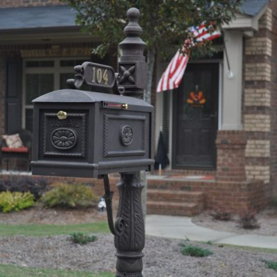 The right decorative mailbox can have a transformative effect when it comes to the external appearance of your home. There are people who look at a mailbox as a purely utilitarian necessity, and of course, you should have a durable receptacle that will contain your mail appropriately until you can get to it. At the same time, your mailbox is part of your yard or front porch, so it can either enhance or detract from the aesthetic appeal. If you take a look at our gallery pages you will see examples of the way that our decorative mailboxes can really add to the curb appeal of all different types of homes.Shop Now!
